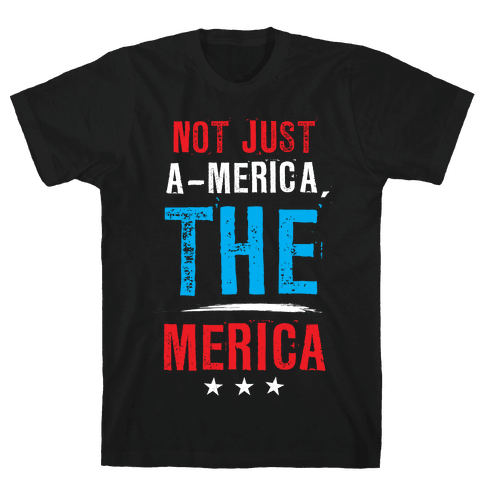 The One and Only Merica Mens T-Shirt