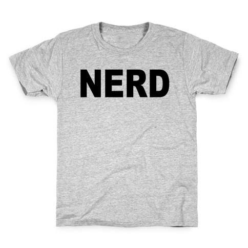 Nerd Kids T-Shirt