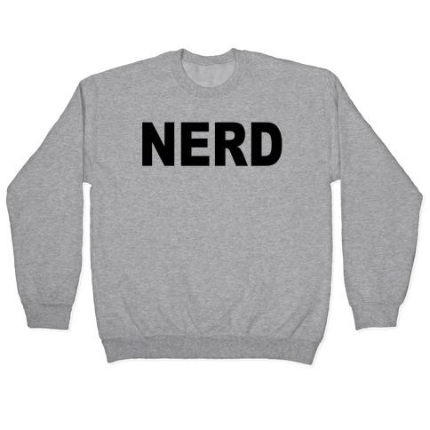Nerd Pullover
