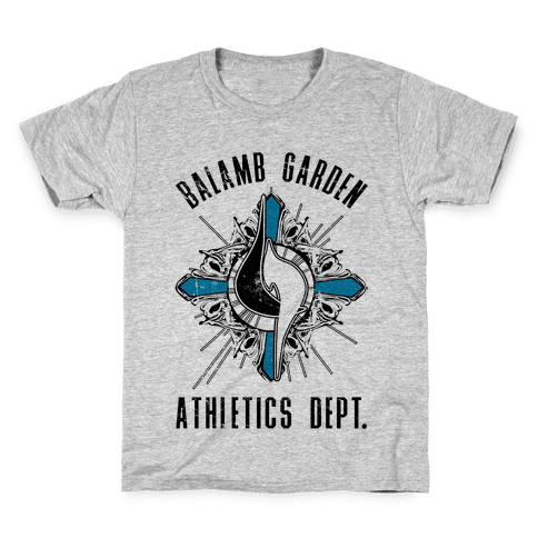Balamb Garden Athletics Department Kids T-Shirt