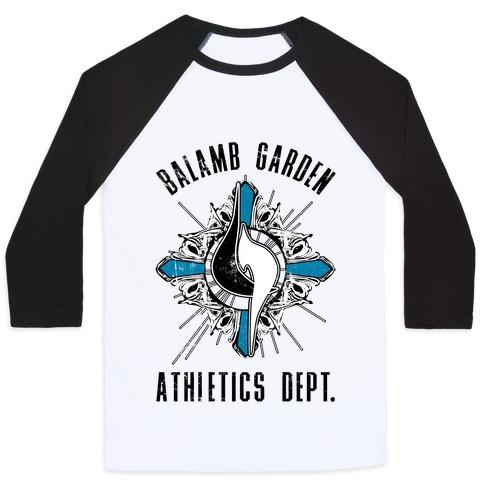 Balamb Garden Athletics Department Baseball Tee