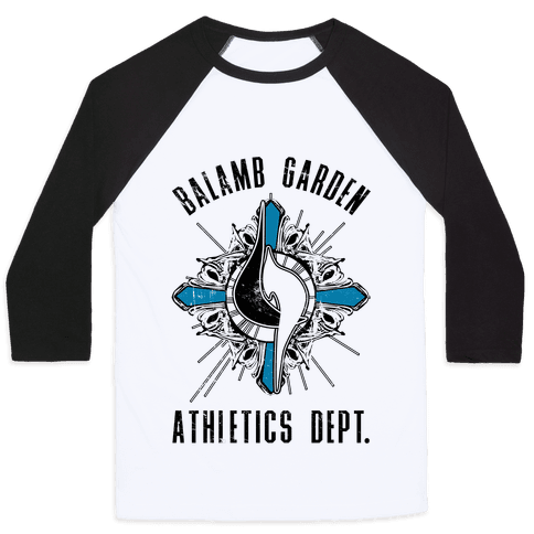 Balamb Garden Athletics Department Baseball Tee