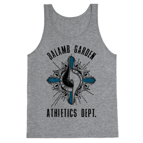 Balamb Garden Athletics Department Tank Top