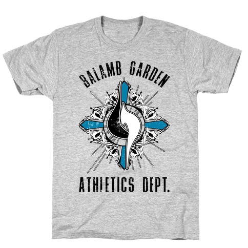 Balamb Garden Athletics Department Mens T-Shirt