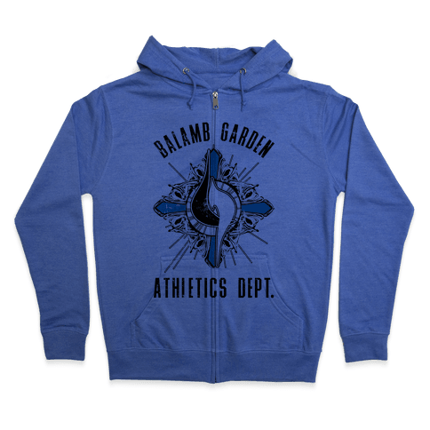 Balamb Garden Athletics Department Zip Hoodie