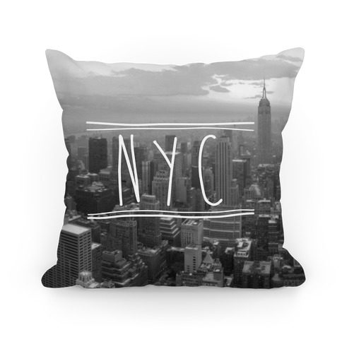 NYC Pillow Pillow