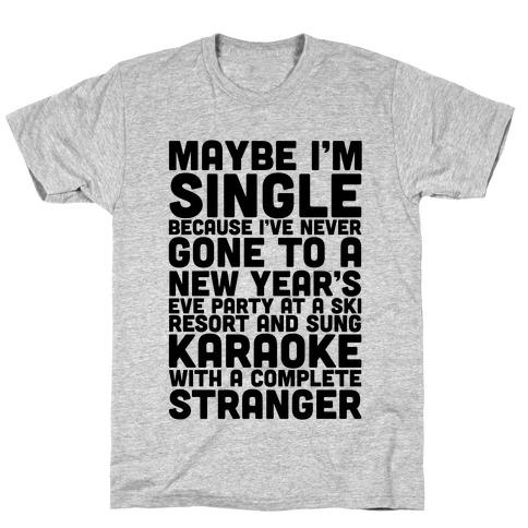 High School Single Mens T-Shirt