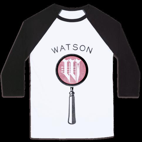 Sherlock & Watson (Part 2) Baseball Tee