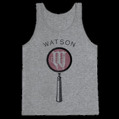 Sherlock & Watson (Part 2) Tank Top