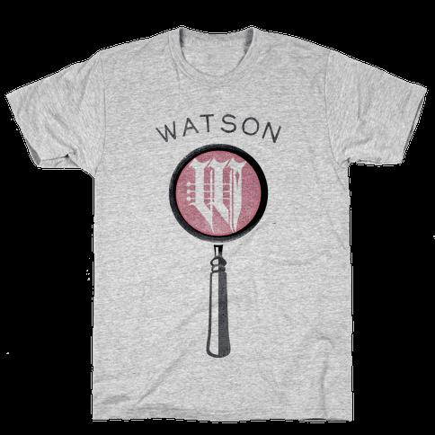 Sherlock & Watson (Part 2) Mens T-Shirt