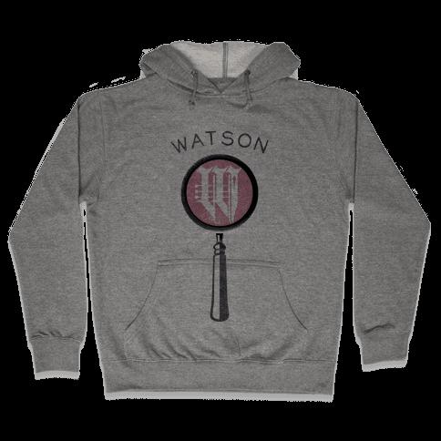 Sherlock & Watson (Part 2) Hooded Sweatshirt