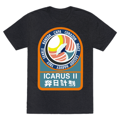 Icarus 2 Misson Patch