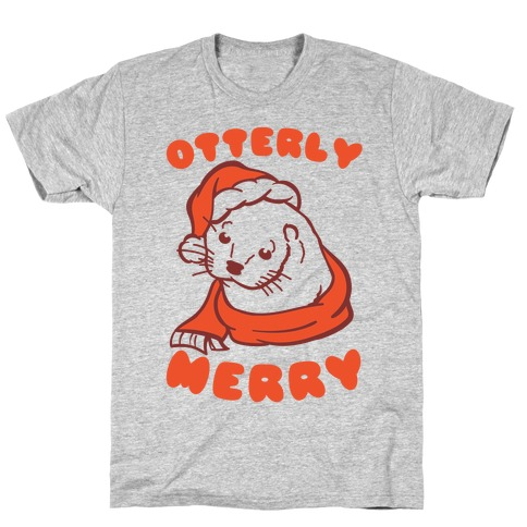 Otterly Merry T-Shirt