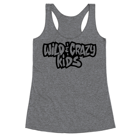 Wild & Crazy Kids Racerback Tank Top