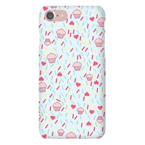Cupcake Pattern Case Phone Case