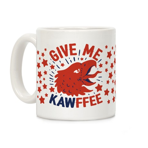 Give Me Kawffee Coffee Mug
