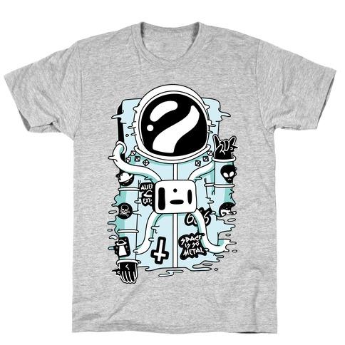 Space Is So Metal T-Shirt