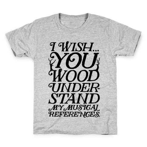 I Wish Kids T-Shirt
