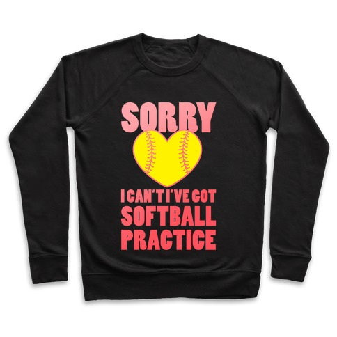 Softball Practice Pullover