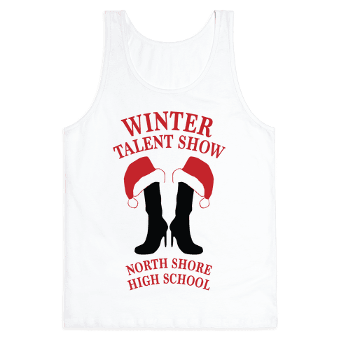Mean Girls Winter Talent Show Tank Top