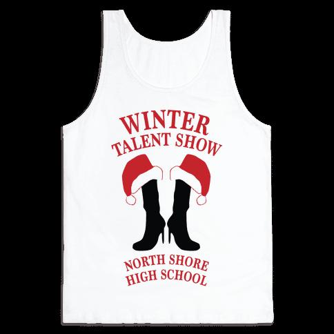 Mean Girls Winter Talent Show Tank Top