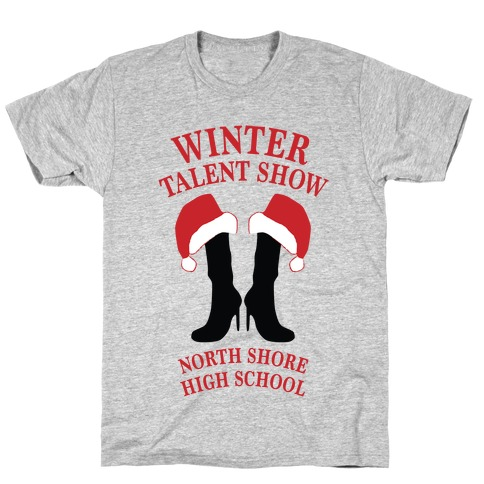 Mean Girls Winter Talent Show T-Shirt