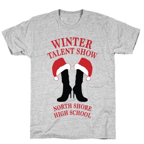 Mean Girls Winter Talent Show T-Shirt