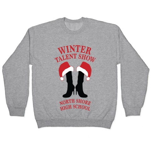 Mean Girls Winter Talent Show Pullover