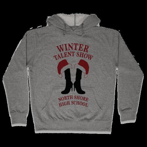 Mean Girls Winter Talent Show Hooded Sweatshirt