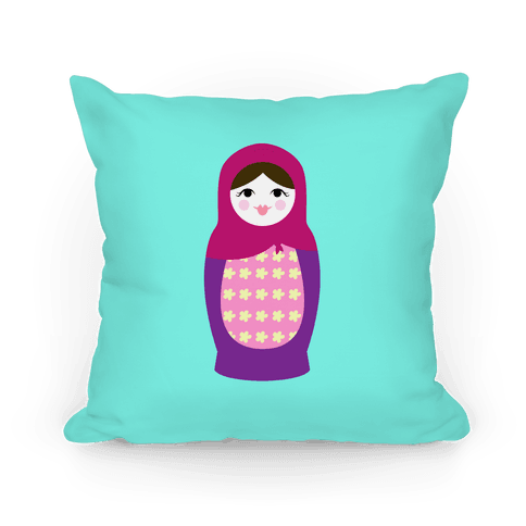 Cute Nesting Doll Pillow