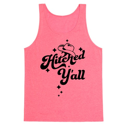 Hitched Y'all Tank Top
