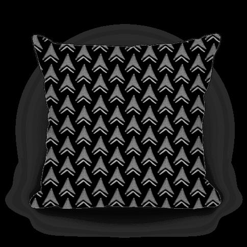 Black Arrow Pattern