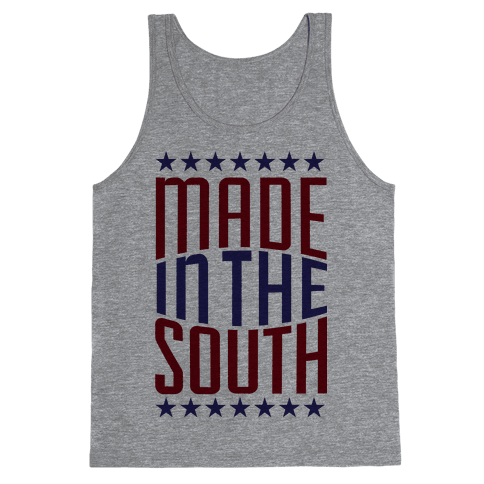 Made in the South Tank Top
