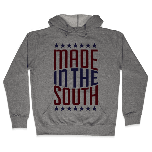 Made in the South Hooded Sweatshirt