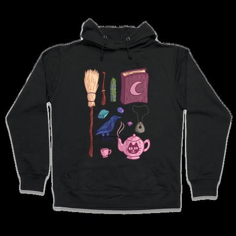 Witch Essentials Hooded Sweatshirt