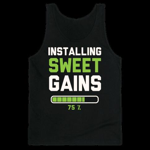 Installing Sweet Gains