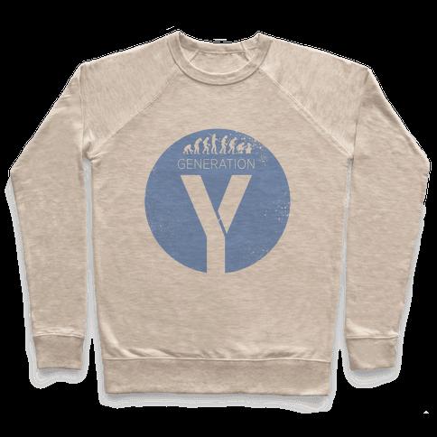 Generation Y Pullover