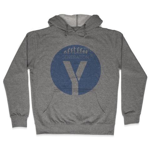 Generation Y Hooded Sweatshirt
