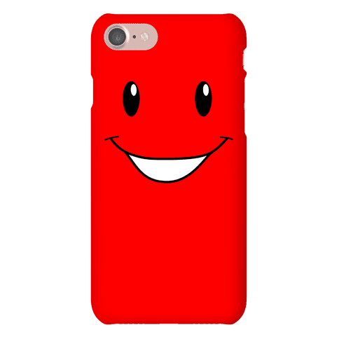 Hi There, Face Here Phone Case