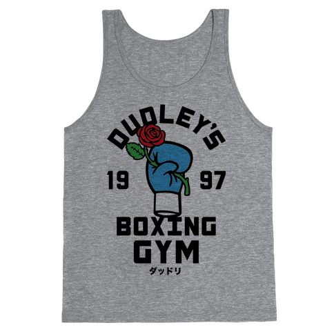 Dudley's Boxing Gym Tank Top