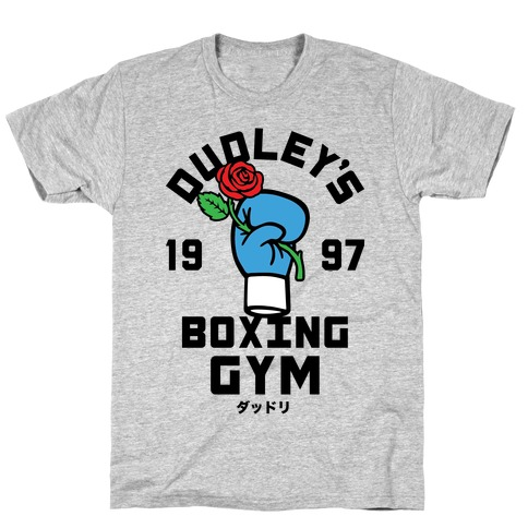 Dudley's Boxing Gym T-Shirt