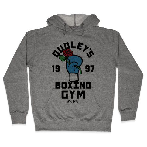 Dudley's Boxing Gym Hooded Sweatshirt
