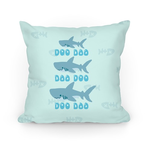 Baby Shark Pillow