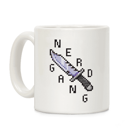 Nerd Gang Coffee Mug
