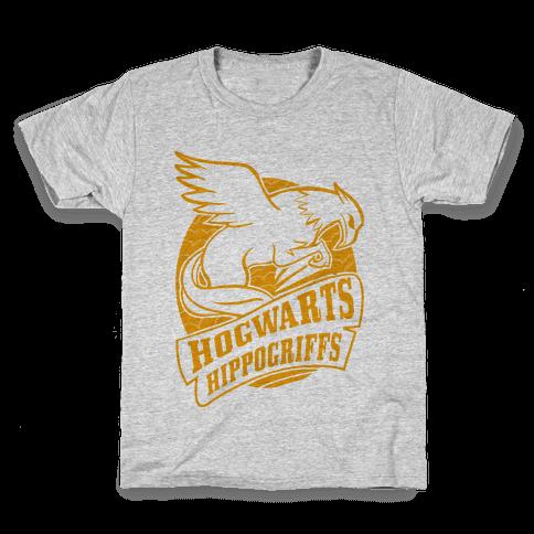 Hogwarts Hippogriffs Kids T-Shirt