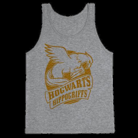 Hogwarts Hippogriffs Tank Top