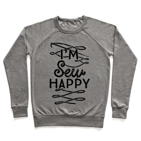 I'm Sew Happy Pullover