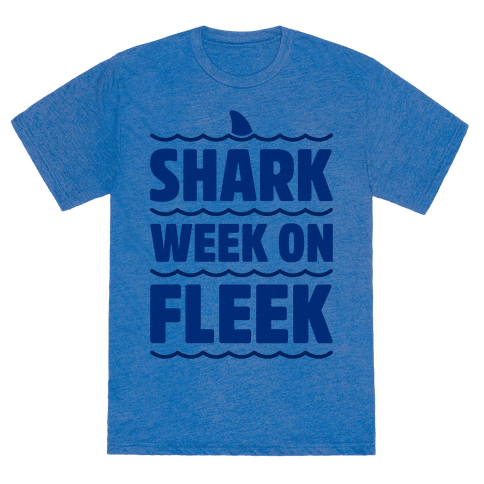 Shark Week On Fleek