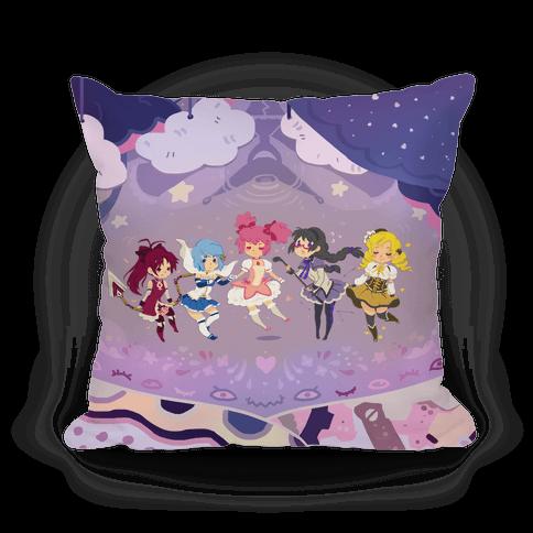 Puella Magi Madoka Magica Pillow