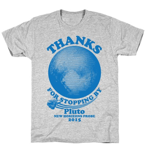 Pluto New Horizons Probe T-Shirt
